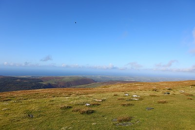 The view from Snaefell 3