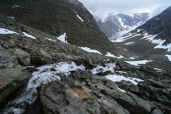 Arctic Snowmelt