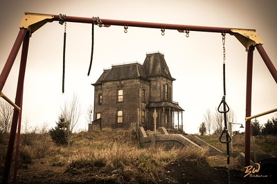 Psycho and a Swingset