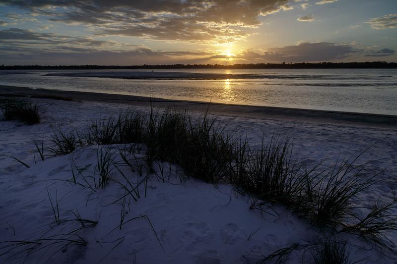 Mantanzas Sunset