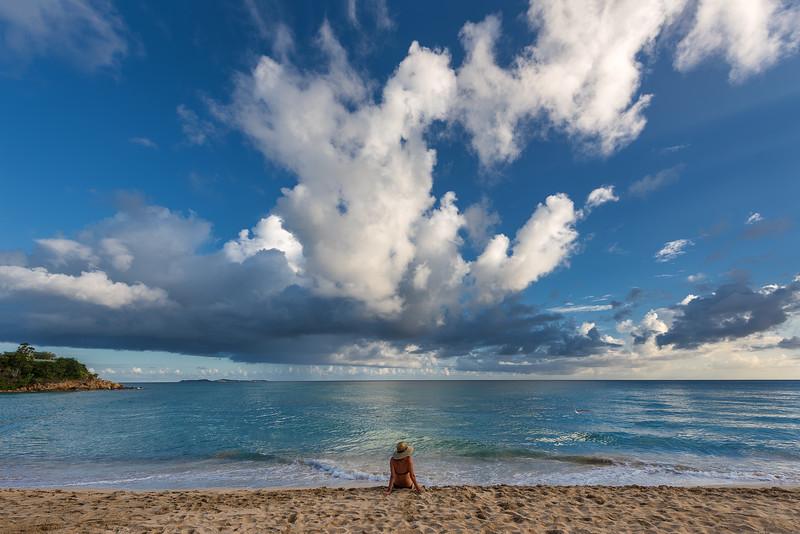Morning Star Beach, St Thomas USVI