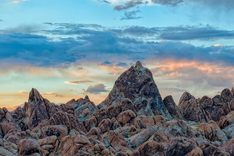 Unnamed Rock - Alabama Hills