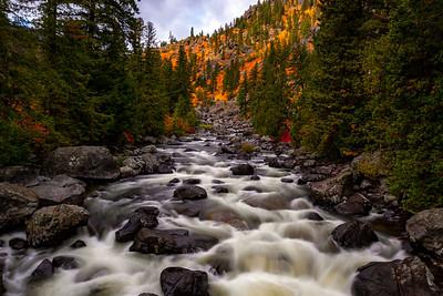 Icicle Creek Fall  1