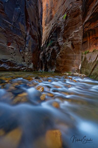 Wall Street, The Narrows, Zion National Park, Utah