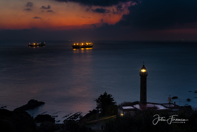 Faro Punta Carnero, Spain