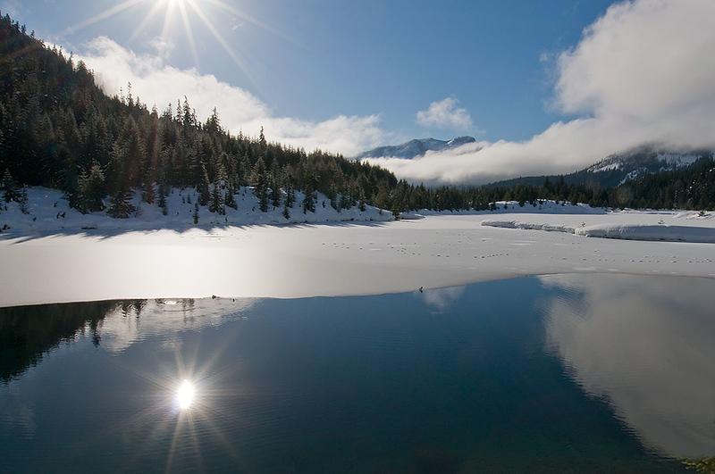 Gold Creek Pond 2
