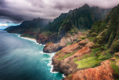 Dramatic Hawaii