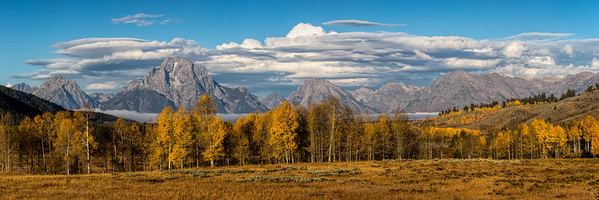 Grand Tetons Fall 2016