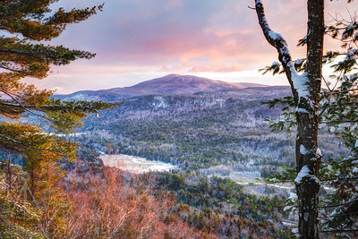 Mount Kearsarge from Desser Hill 5