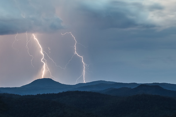 Warrawolong Lightning