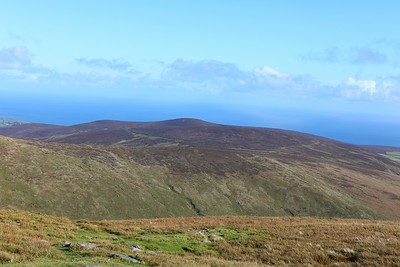 The view from Snaefell 10