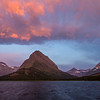 Sunrise, Swiftcurrent Lake