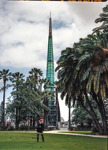 Bell Tower Perth WA Australia