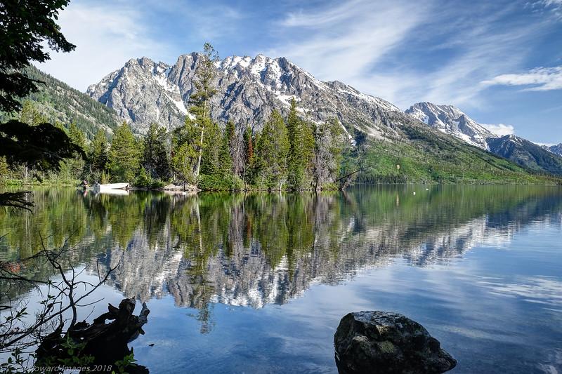 Jenny Lake, Grand Teton area