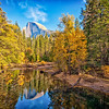 Half Dome Autumn