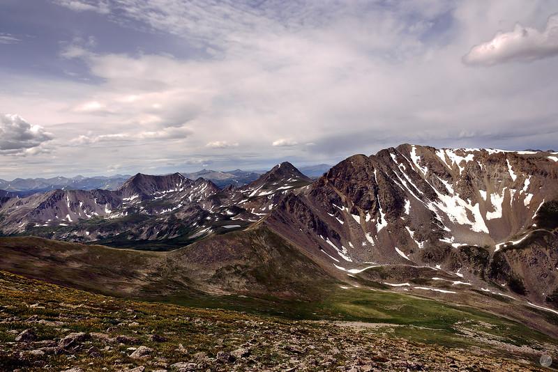 Mt. Belford View