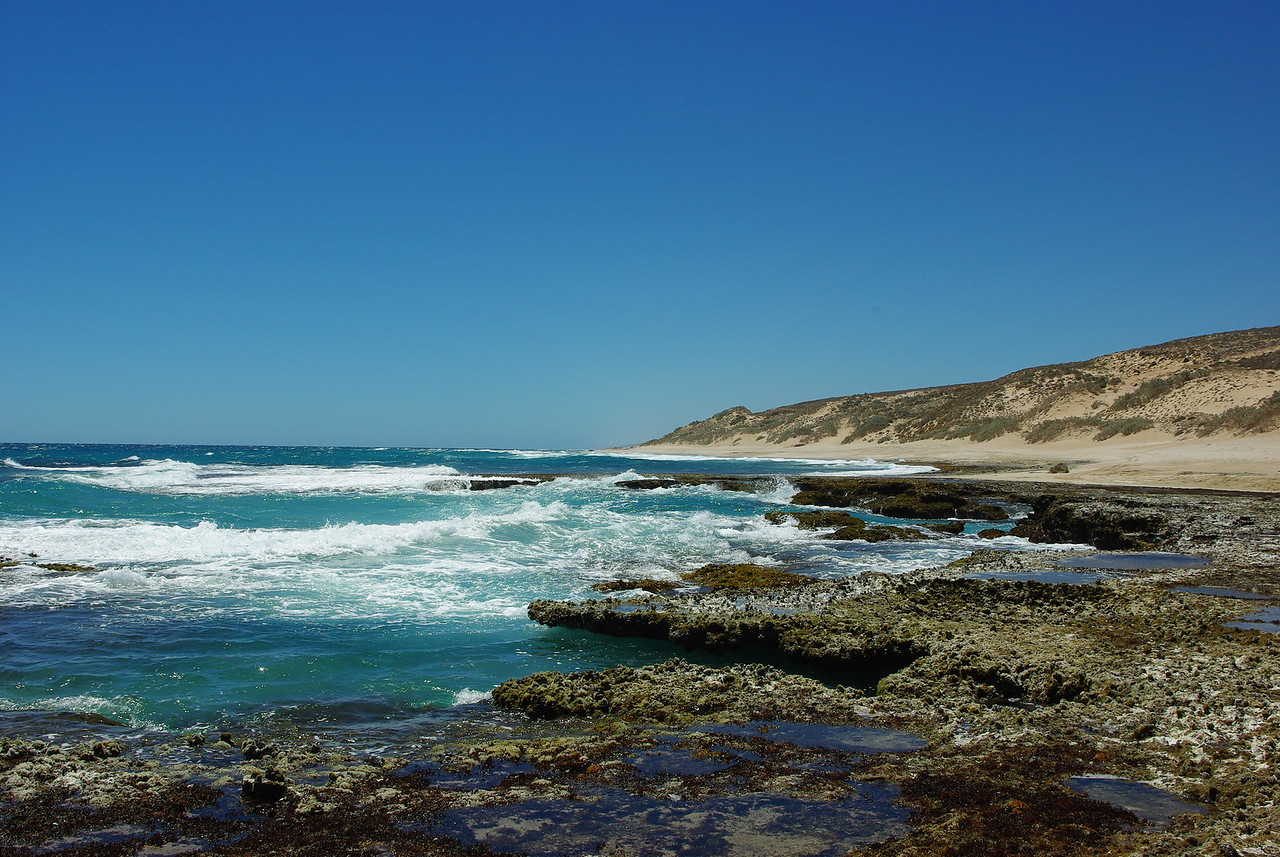 North of Kalbarri, WA.