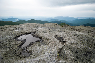 Mount Marcy in the Adirondacks is a special place. In addition to being the highest point in New York State, the summit is also where Teddy Roosevelt learned that he had become President after an aide had to hike many miles to reach him.
