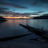 Twilight Color on Lake Lanier