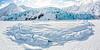Portage Glacier Face Panoramic<br /> <br /> Canon 5D MK III<br /> Canon EF 15mm f/2.8 Fisheye<br /> Portage Glacier, Alaska