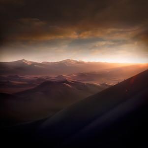 The Dunes - Peru