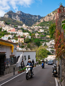 Positano Low Road