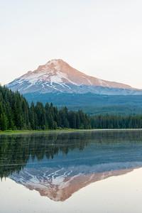 Trillium Lake Sunrise - Mount Hood-5