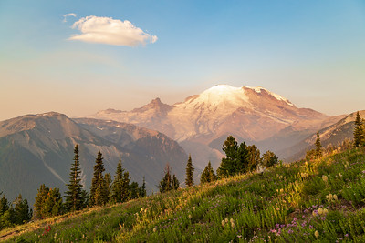 Mount Rainier 2021