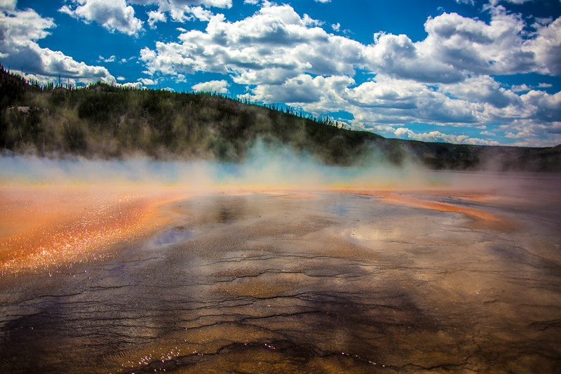 Yellowstone National Park- Wyoming