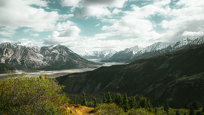 Taken in Kluane National Park, Yukon
