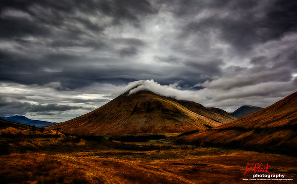 Beinn Dorain, Bridge of Orchy, Scotland...