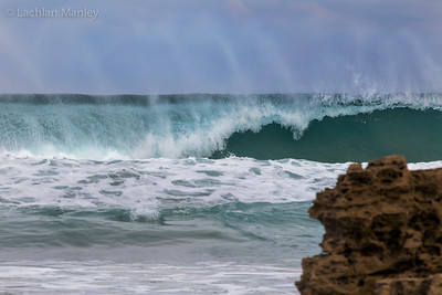Port Phillip Heads wave
