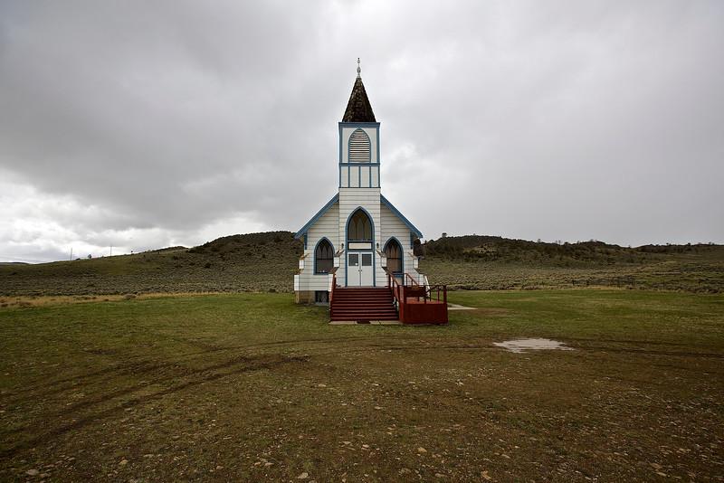 Trinity Lutheran Church, Lennep, Montana #2