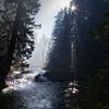 Rogue River, Falls, Sunburst