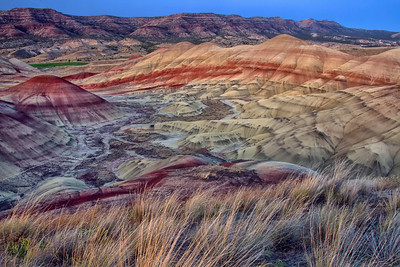 Painted Hills Unit, John Day Fossil Beds National Monument