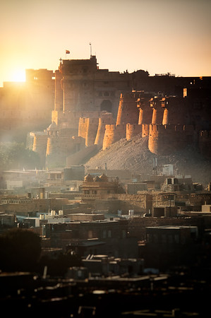 Jaisalmer Fort - The Yellow City