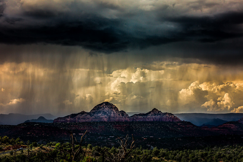Sedona Storms