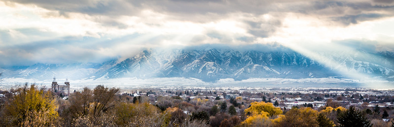 Logan Photographers, Logan LDS Temple