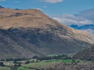 Flightpath to Queenstown