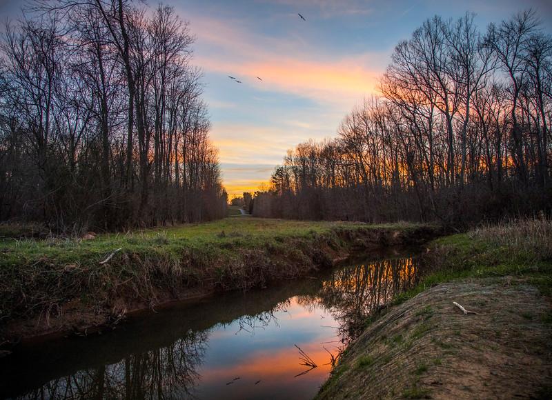 Horse Pen Creek