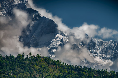 A Slice OF Fishtail - Nepal