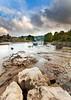 River Dart; Low Tide; Boats; Yachts; River Bank; Bridge; Totnes;
