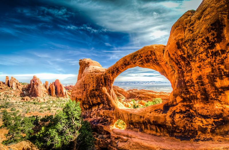 Double O Arches