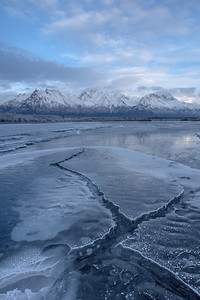 Knik River Cracks