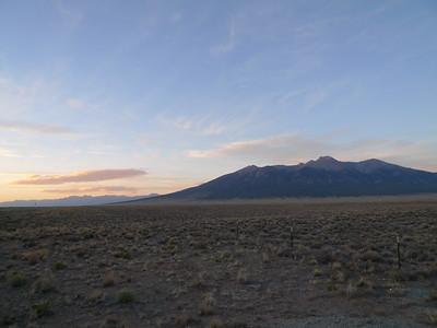 San Luis Valley Sunset
