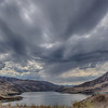 Storm Approaching in Hell's Canyon, Idaho
