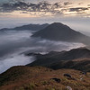Dawn at the Lantau Peak