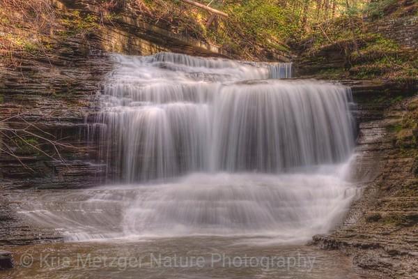 Buttermilk Gorge Falls