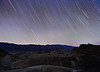 Star Trails, Death Valley