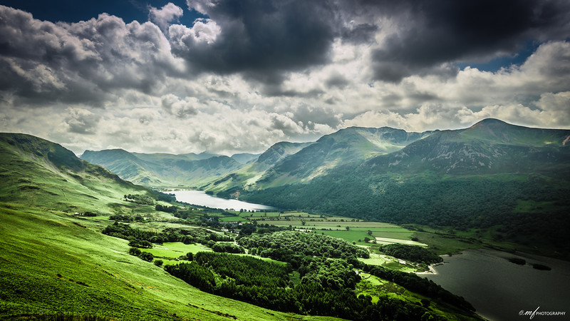 A Moody Buttermere
